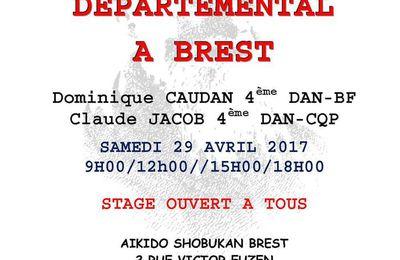 Destination Brest ..