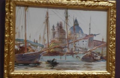 John Singer Sargent - Watercolours at Dulwich Picture Gallery