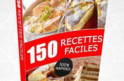 Un super livre de recettes que je recommande