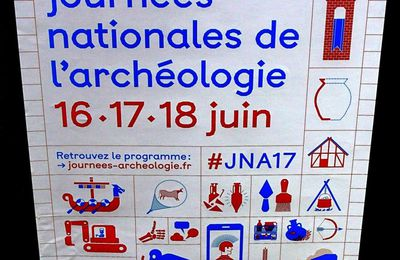 J.N.A. 2017 : Le Village de l'archéologie aux Archives nationales