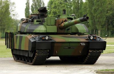 L'emploi des chars dans la guerre moderne