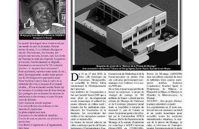 PROJET-SUITE GOUVERNEMENT DU CAMEROUN