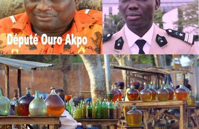 Député Ouro Akpo et Colonel YARK, c'est même pipe même tabac : Insouciance et  Incompétence à tous les niveaux