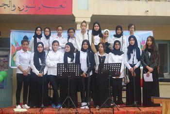 """جماعة الممارسات المهنية"""" المشور"""" بمكناس و بيت الأدب المغربي في الملتقى الإقليمي للشعر."""