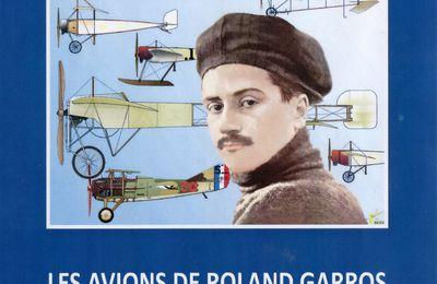Les avions de Roland Garros