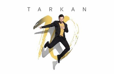 Le chanteur Tarkan sort un nouvel album !