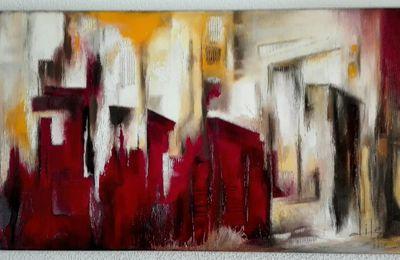 Les Murs Rougis...Sang à la Vie