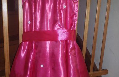 Robe cérémonie Lana