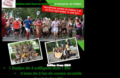 Cross Relais Thales Bordeaux - 15 juin 2017