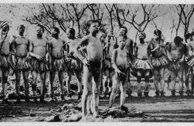Centrafrique - circoncision des enfants
