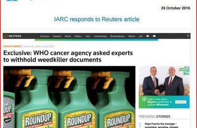 Glyphosate, CIRC et EPA: ça barde aux USA