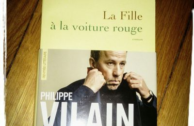 Devenir Fiction: La fille à la voiture rouge de Philippe Vilain