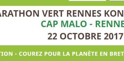 22/10/2017 - Le Marathon Vert à Rennes