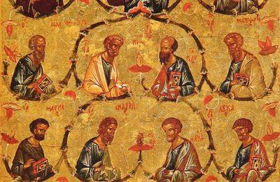 Les auteurs ''Selon''  du Nouveau Testament !