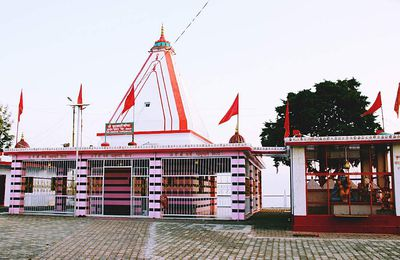 Kunjapuri Temple: Famous for Sunrise point in Rishikesh