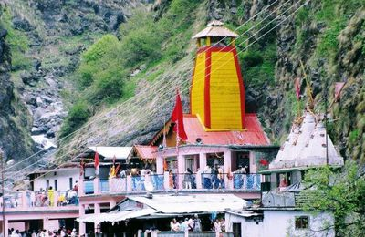 Yamunotri temple now open for public