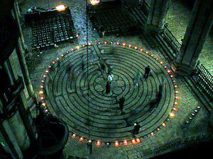 LABYRINTHE INITIATIQUE, LABYRINTHE DE LA VIE