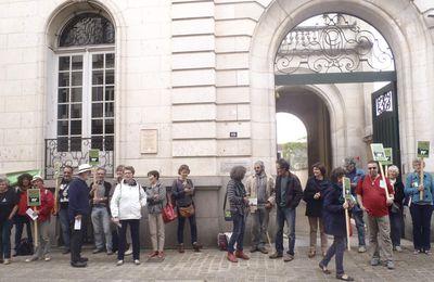 Examen au Tribunal Administratif le 7 juin 2017 du projet de ferme-usine à Coussay-les-Bois