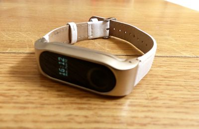 Ma montre connectée !
