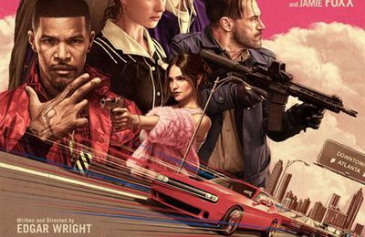 Baby Driver - 2017, Edgar Wright