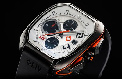 The Most REBELLIOUS Swiss Automatic Watch Ever - LIV Watches