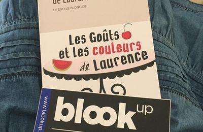 BlookUp, le livre de mon Blog