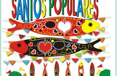 Festas dos Santos Populares, les fêtes des Saints Populaires