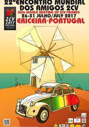 La 2 cv dans tous ses états sur les routes du Portugal