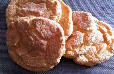 Oopsie bread- cloud bread - pain nuage