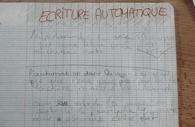 Quatrains Doctosyllabes Vers Linfini Et Au Delart