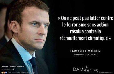 Lettre ouverte au Président Macron  ...Faites tourner svpl. partout sur vos réseaux... Merci