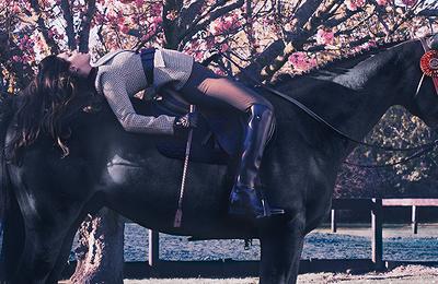 Lana Del Rey pour V Magazine