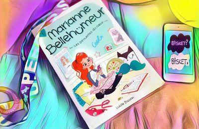 Marianne Bellehumeur : Les pirouettes du coeur