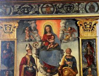 Présentation de Santa Cristina...
