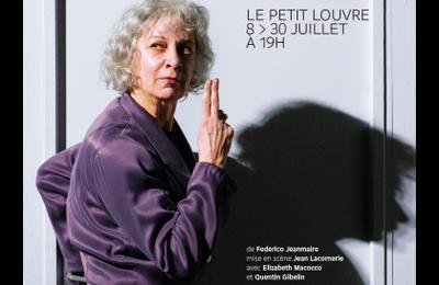 PLUS LÉGER QUE L'AIR au Théâtre Le Petit Louvre