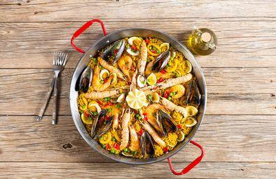 Pour les mordus de cuisine Espagnole. Voici une recette pour vous.
