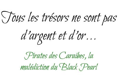 Citation Pirates des Caraïbes