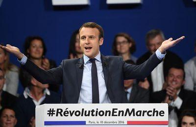 Y a-t-il un moment Macron ?
