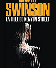 """La Fille de Kenyon Street"" de David Swinson"