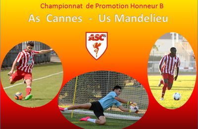 PH B : As Cannes - Us Mandelieu