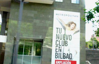 L'arrivée à Bilbao