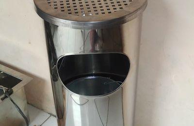 Harga paling murah dari tong sampah stainless  Di kota Bandung