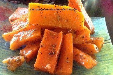 Légumes d'automne rôtis aux épices (vegan)