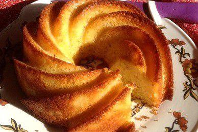 Gâteau pommes cannelle amandes sans amandes