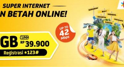 Tips Cek Sisa Kuota Internet Indosat IM3 dan Mentari