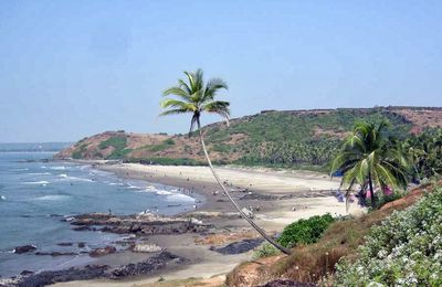 Goa Chapora Beach Holiday Destination
