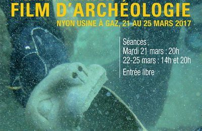 FESTIVAL INTERNATIONAL DU FILM D'ARCHEOLOGIE DE NYON (SUISSE)