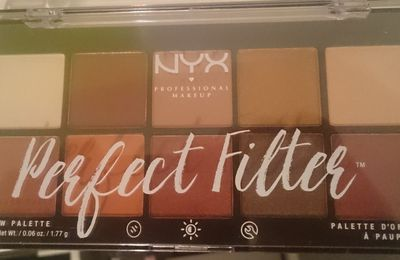 Swatches Perfect Filter  - NYX