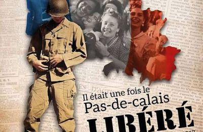 """31ème édition de """"Il était une fois le Pas-de-Calais libéré"""" : le convoi des véhicules militaires de l'Artois sera à Hénin-Beaumont le 2 septembre"""