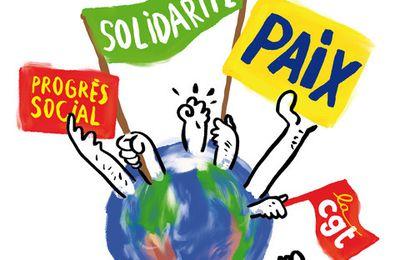Journée de lutte et de mobilisation le 1er Mai 2017 à Cholet